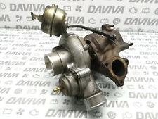 2003 2005 Saab 9-3 2.0 Petrol Turbo Turbocharger Turbolader GT2052S 12755106