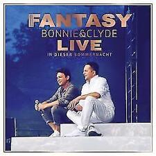 Bonnie & Clyde Live-In dieser Sommernacht von Fantasy (2017), Neu OVP, 2 CD