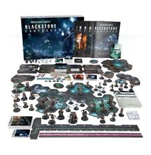 Blackstone Fortress  [no Model] - Livre / carte / plateau / dé - 40K en Francais