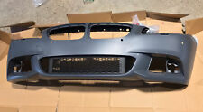 Full FRONT BUMPER M Sport with fogs for BMW F10 F11 09-13  fog lights Tech