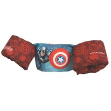 Stearns 3d Avengers Puddle Jumper CGA Life Jacket PFD for kids 30 to 50 lbs