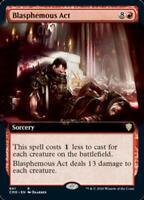 Blasphemous Act x1 Commander Legends Pack Fresh NM//M Ships Now!