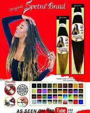 PRE-STRETCHED EZ BRAID OH YES HAIR SPETRA SYNTHETIC  30'' INCH  36'' INCH