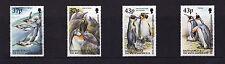 South Georgia - 2000 King Penguins - U/M - SG 320-323