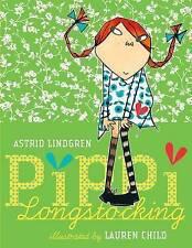 Pippi Longstocking Small Gift Edition by Astrid Lindgren (Paperback, 2008)