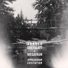 "ARNOLD DREYBLATT & MEGAFAUN Appalachin Excitation NEW/SEALED 12"" VINYL LP"