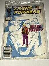RARE! Transformers (1991) #79 - Simon Furman - Marvel - NICE!!!