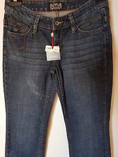"WOMEN'S JEANS ESPRIT STRETCH SIZE 8/26"" LEG 32"" NWT RRP $99.00 FREE POSTAGE"