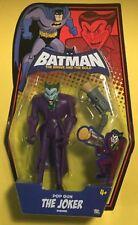 "BATMAN THE BRAVE & BOLD Pop Gun JOKER 5"" action figure DC UNIVERSE MATTEL"