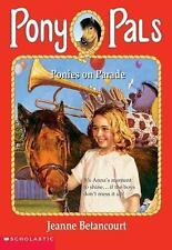 Ponies on Parade - Pony Pals #38 - paints life-size horse for float