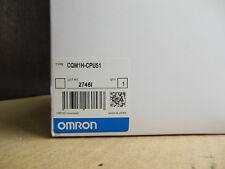 OMRON CPU CQM1H-CPU51 FREE EXPEDITED SHIPPING CQM1HCPU51 NEW
