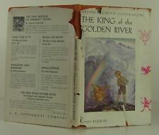JOHN RUSKIN AND ARTHUR RACKHAM The King of the Golden River FIRST EDITION