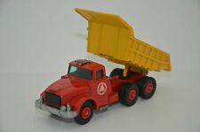 RARE!!! Scammell Tipper Truck K19 Matchbox King Size