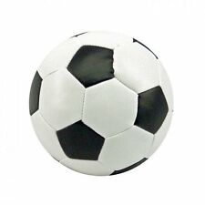 Soft Football, 8 cms, in black and white, Children, Kids, NEW