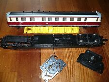 HO locomotive diesel railcar junk PIKO East Germany without drive BR 185 VT 137