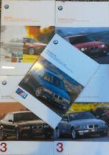 BMW 3er,E36.auch M3.  plus Individual.    Autoprospekte1997