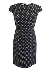 NWT $398 DVF Diane von Furstenberg Printed Hadlie Midi Sheath Dress Size 0