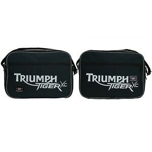Pannier Liner Inner Luggage Bags For Motorbike TRIUMPH TIGER 800/800XC Print