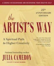 THE ARTIST'S WAY - CAMERON, JULIA - NEW PAPERBACK BOOK