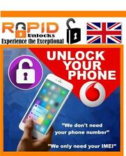 UNLOCKING SERVICE for IPHONE 5 5s 6 6 plus 6s 6s plus  7 7 plus for VODAFONE UK