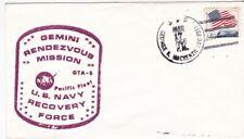 U.S.S. GEORGE MacKENZIE GEMINI GTA-8 RECOVERY FORCE MARCH 17 1966 PACIFIC FLEET