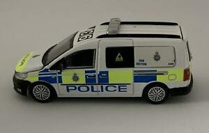 VW Caddy Maxi London Police (Police Dog Unit) 1:64 scale model from ERA Car