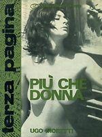 Piu' Che Donna,Ugo Moretti  ,Immordino ,1968