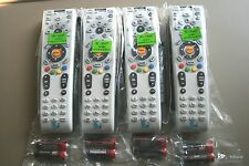 LOT OF 4 Directv RC66X REMOTE CONTROL'S+Batteries Replaces RC65X ** BRAND NEW **