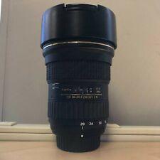 Tokina 16-28mm f/2.8 (Nikon)