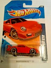 hotwheels porsche 911 gt2 201i # 119