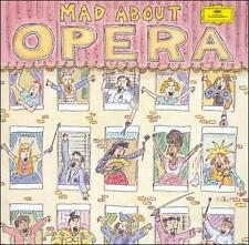 Mad About Opera  MUSIC CD
