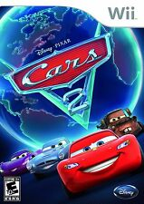 Cars 2: The Video Game - Nintendo Wii