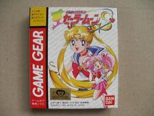 Bandai SAILOR MOON S Bishojo Senshi SEGA GAME GEAR GG New Japan