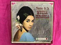 LOS TESOROS DE LA MUSICA ESPAÑOLA 12 LP VINILO MANUEL DE FALLA + ALBENIZ