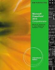New Perspectives on Ms Office Powerpoint 2010: Comprehensive, S. Scott Zimmerman