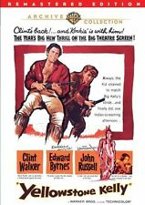 YELLOWSTONE KELLY (1959 Clint Walker) -  Region Free DVD - Sealed