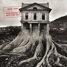 Bon Jovi This House Is Not For Sale CD 2017 Album Physical WRAPPED - BRAND NEW