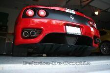 Ferrari F360 360 Modena Coupe Spider Carbon Fiber Challenge Rear Diffuser