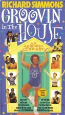VHS:  RICHARD SIMMONS' GROOVIN IN THE HOUSE.....NEW