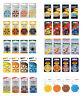 Hörgerätebatterien Typ 10 - 13 - 312 - 675: PowerOne, Siemens, Panasonic,
