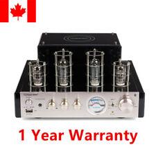 PrimeCables® 25W Stereo Hybrid Tube Hi-Fi Speaker Amplifier Bluetooth/USB/RCA