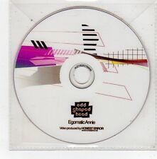 (FV591) Egomatic Annie, Odd Shaped Head - DJ DVD