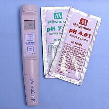 Milwaukee pH / ORP / Temp Waterproof Tester  pH58