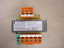 BOARDMAN Isolation Transformer Type SCL 50 VA Rating