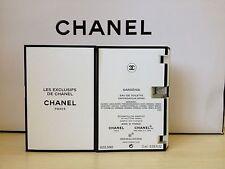 Chanel GARDENIA Eau de Toilette Spray Sample 2ml / 0.06oz Les Exclusifs RARE