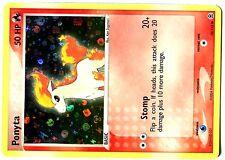 POKEMON  FIRE RED LEAF GREEN HOLO N°  76/112 PONYTA
