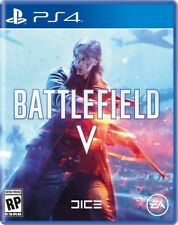 Battlefield V PS4 BRAND NEW READY TO SHIP