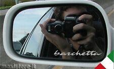Adesivi Specchietti per Fiat Barchetta - Stickers Kit