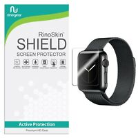 For Apple Watch Screen Protector 38mm Series 3 2 1 [6-PACK] RinoGear USA Made