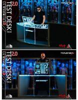 TOYS-BOX 1/6 WorkShop Scene Test Desk 2.0 Fit for Iron Man Action Fgiure Model